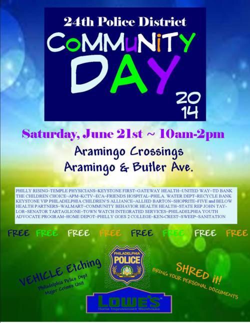2014 Community Day